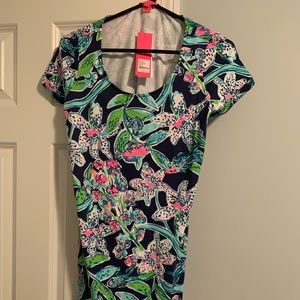 Lilly Pulitzer short summer dress. Size Small